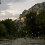 Kayaking in Skopje, Matka