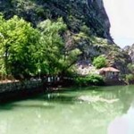 Matka canyon near by Skopje